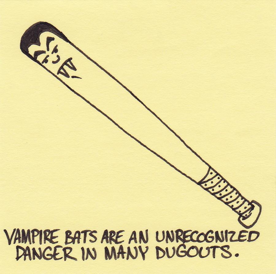 vampire bats inkjot