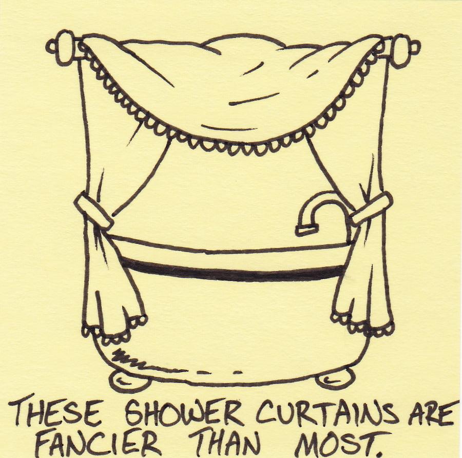 Shower Curtains Vs Blinds