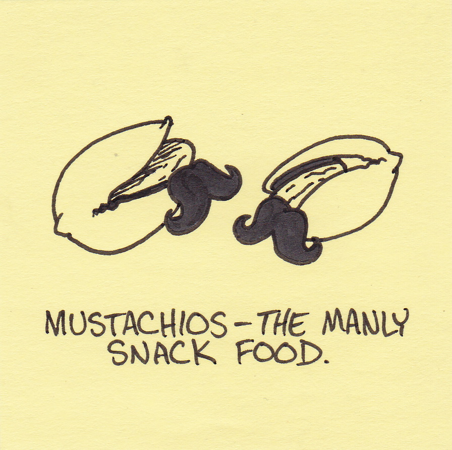 Awe Inspiring Mustachios The Manly Snack Food Inkjot Hairstyle Inspiration Daily Dogsangcom
