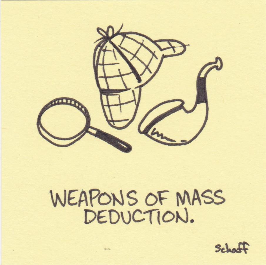 Socio-Anthropologie : Conférence sur le K-Zu Weapons-of-mass-deduction