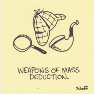 weapons of mass deduction