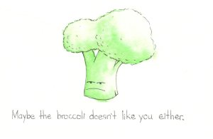 my broccoli